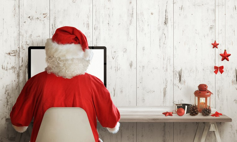 Santa at your office