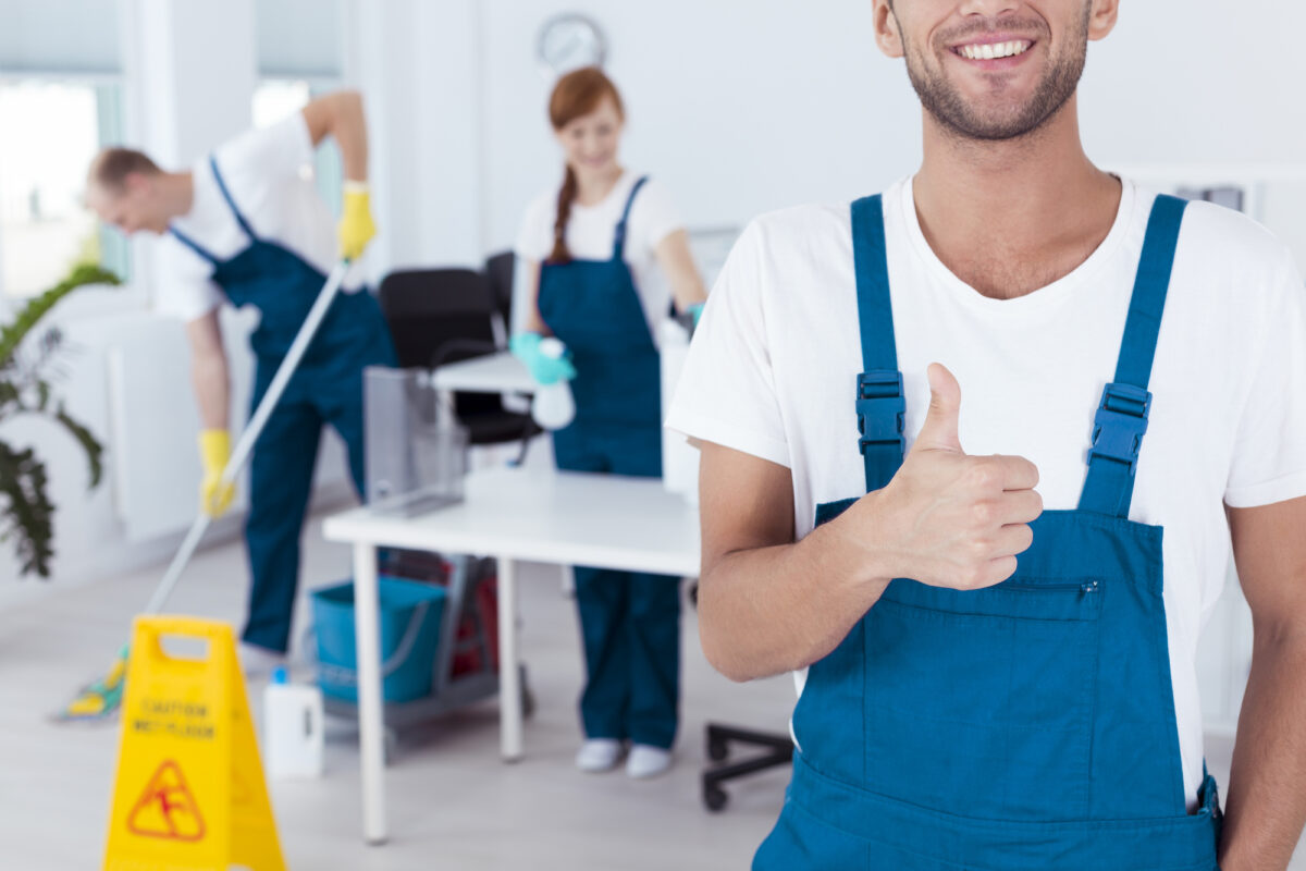 What Makes a Great Janitorial Services Team Member?