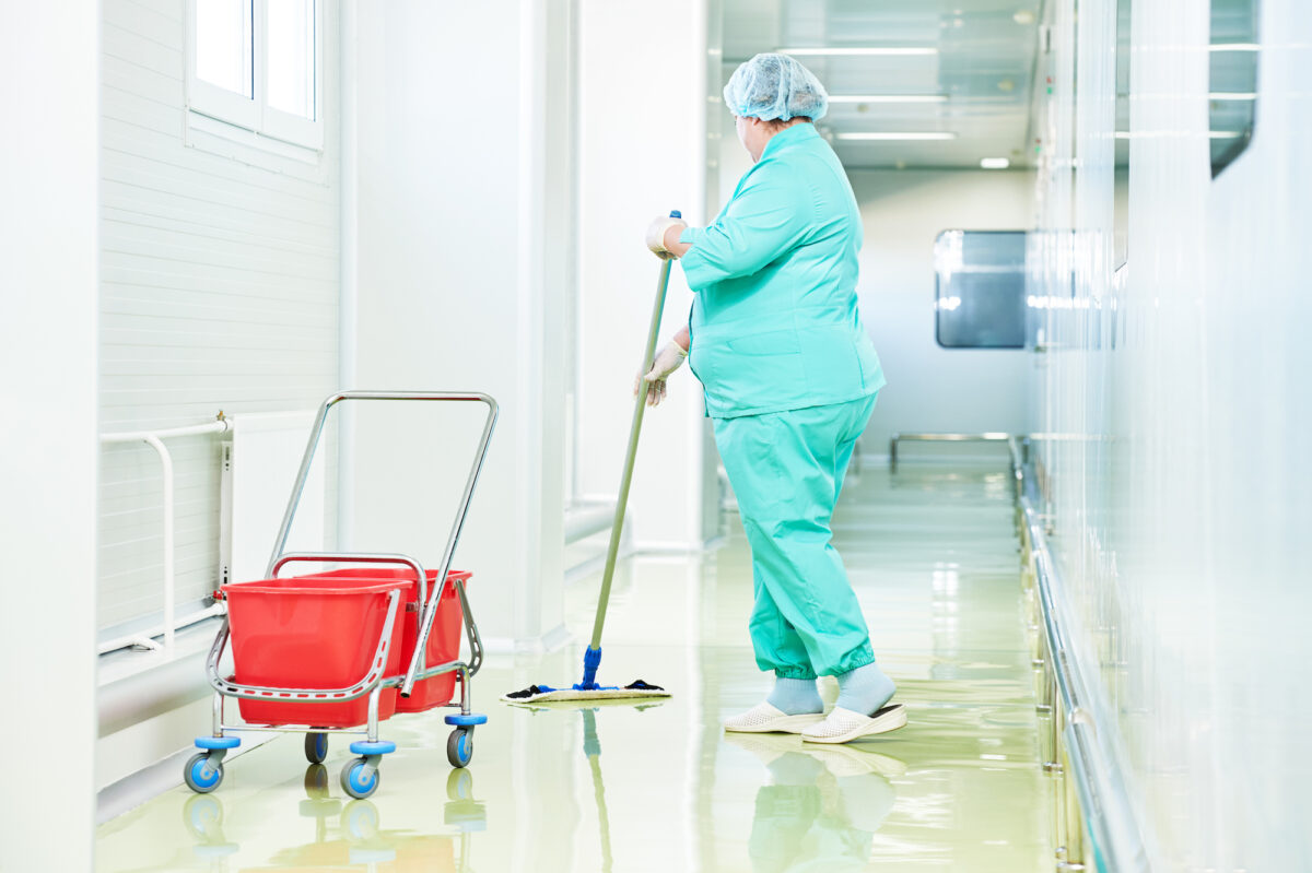 Healthcare Janitorial Services: Maintaining Health and Safety for Patients and Staff