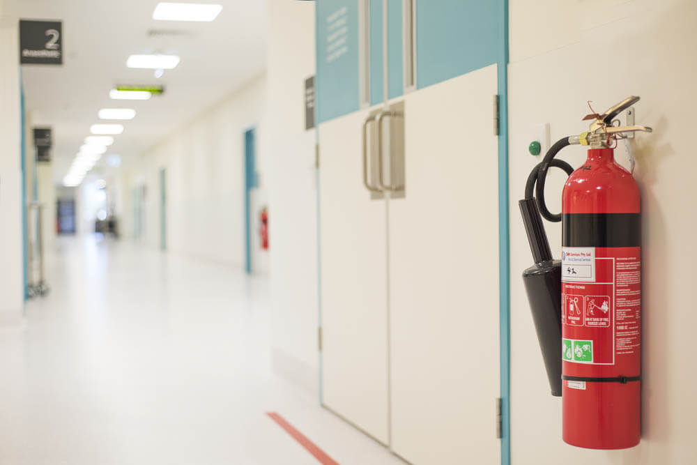 The Budd Group facility management fire safety